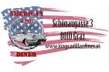 Logo American King Cadillac Diner in 8010  Graz