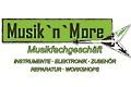 Logo: Musik`n`More  Lukas Wilhelm