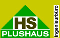 Logo: HS Immobilienmanagement GmbH  HS PLUSHAUS