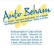 Logo Auto Beham e.U.  Kfz-Handel, Karosserie-Fachbetrieb, Kfz-Prüfstelle