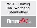 Logo WST - Umzug Inh. Wolfgang Steinkellner