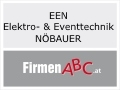 Logo: EEN  Elektro- & Eventtechnik Nöbauer