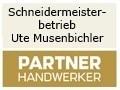 Logo Schneidermeisterbetrieb  Ute Musenbichler