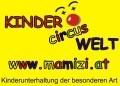 Logo: KINDER circus WELT Peter Prohaska
