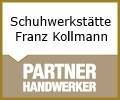 Logo Schuhwerkstätte  Franz Kollmann