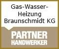 Logo Gas-Wasser-Heizung Braunschmidt KG