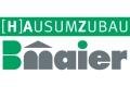 Logo: [H]AUSUMZUBAU Baumanagement Maier Ges.m.b.H.