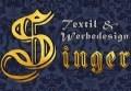 Logo Textil & Werbedesign Singer Inh. Roland Singer Stickerei