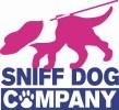 Logo: Sniff Dog Company Karin Fleer