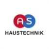 Logo AS Haustechnik e.U. Gas - Wasser - Heizung - Wärmepumpe - Lüftung - Klima