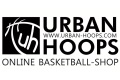 Logo: URBAN HOOPS  Basketball Onlineshop