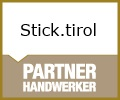 Logo Stick.tirol