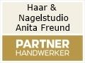 Logo: Haar & Nagelstudio Anita Freund