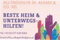 Logo Alltagshilfe DI. Assadi & Co. KG