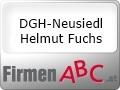 Logo: DGH-Neusiedl  Helmut Fuchs