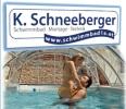 Logo K. Schneeberger  Schwimmbad - Montage - Technik