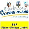 Logo B&F Reisen Riener GmbH