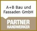 Logo A+B Bau und Fassaden GmbH