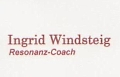 Logo: Ingrid Windsteig  Resonanz-Coach
