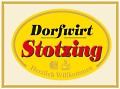 Logo: Dorfwirt Stotzing