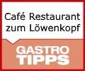 Logo Café Restaurant zum Löwenkopf