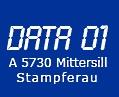 Logo: DATA 01 - Manfred Walcher