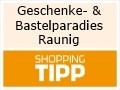 Logo Geschenke- & Bastelparadies Raunig