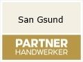 Logo: San Gsund