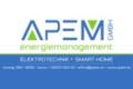 Logo: APEM GmbH