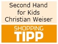Logo Second Hand for Kids  Christian Weiser