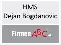 Logo: HMS Dejan Bogdanovic