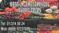 Logo: Obst und Gemüse Cvetic Dejan