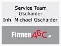 Logo Service Team Gschaider Inh. Michael Gschaider Wasserschadensanierung