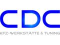 Logo: CDC  KFZ-Werkst�tte & Tuning GmbH