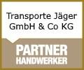 Logo Transporte Jäger GmbH & Co KG