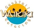 Logo: WAIKIKI Cocktail-Catering