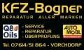 Logo: Kfz-Bogner GmbH