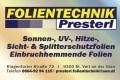 Logo Folientechnik Presterl