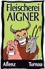 Logo Fleischerei-Catering  Hans Georg Aigner