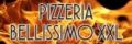 Logo Pizzeria Bellissimo XXL