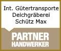 Logo Int. Gütertransporte  Deichgräberei, Sand & Schotter Schütz Max