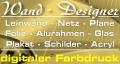 Logo: 4c - Wand Designer Druck