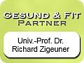 Logo: Univ.-Prof. Dr. Richard Zigeuner