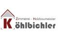 Logo: Zimmerei - Holzbaumeister  K�hlbichler