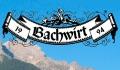 Logo Gasthof Bachwirt