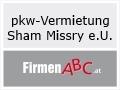 Logo: pkw-Vermietung Sham Missry e.U.