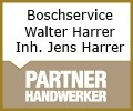 Logo Boschservice Walter Harrer  Inh. Jens Harrer