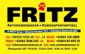 Logo Fritz Autoboxen - Tiernahrung