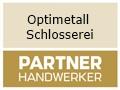 Logo: OPTIMETALL Schlosserei  Gerhard Schnegg