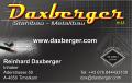 Logo Daxberger e.U.  Stahlbau - Metallbau